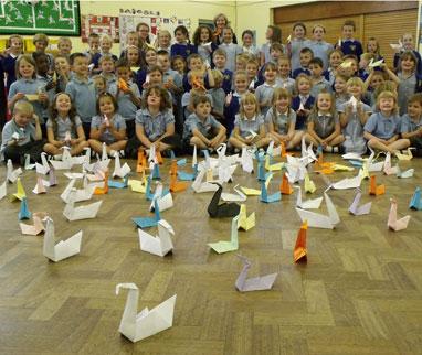 origamiswans